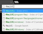how to access computer files from your internet browser