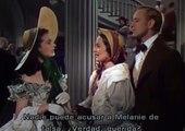 """Olivia de Havilland recuerda el rodaje de """"Lo que el viento se llevó"""" (Gone with the Wind)"""