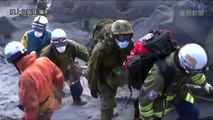 Japan volcano Mount Ontake rescue team