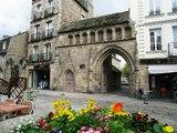Dinan -Dinan city-  Bretagne - France - Visit Dinan - Dinan Tourism - Dinan trip - Visit France
