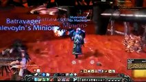 World of Warcraft - Questing on Death Knight