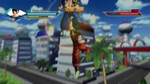 Dragon Ball Xenoverse (PS4): Gohan vs Gohan