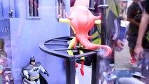 DC Collectibles Batman V  Superman, Batman Arkham Knight & Batman Animated Series SDCC 201
