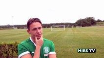▶ Hibs TV: Scott Allan  I'm Happy At Hibs