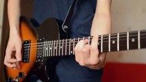Punk Rock / Pop Punk Instrumental (Guitar Music Video) by DANIEL MUSIC