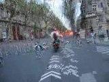 En remontant le boulevard Saint-Germain
