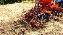 Semis de maïs en direct !! NewHolland T8040 & Khun SD4000 !