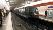 Métro de Paris: Châtelet M4 (RATP MP89)