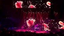 Uma Thurman Fall Out Boy Live Mandalay Bay Events Center August 7, 2015