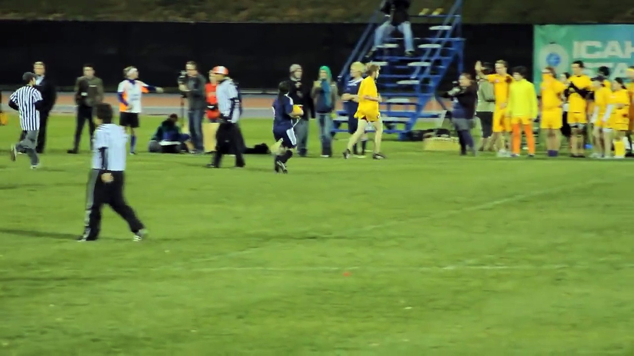 Middlebury wins Quidditch World Cup 2011