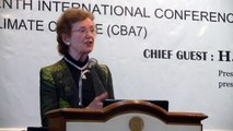 Plenary session 24 Conference closing session - Mary Robinson