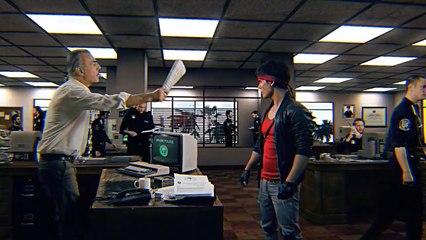 Kung Fury - Nerdkino Folge 40 RetroStyle!