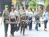 Apel Bersama Wanita TNI 2013 (Joy Sailing Wanita TNI 2013)