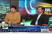 Nawaz Resignation never was the target of Dharna, Hamid Mir Exposing the reason
