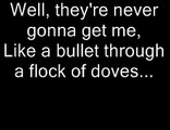 My Chemical Romance - You Know What They Do To Guys Like Us In Prison Lyrics