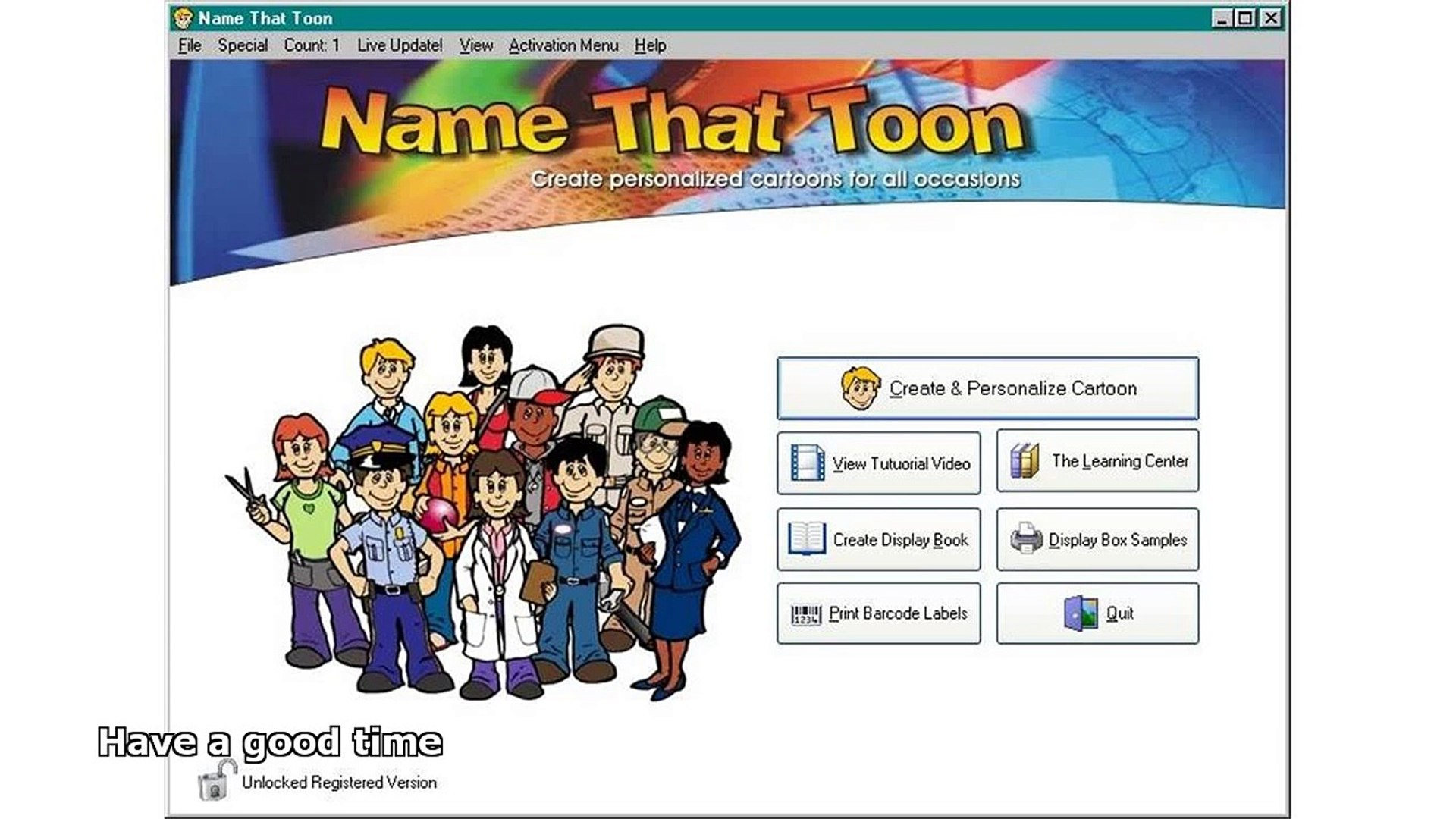Cartoon Maker Software Video Dailymotion