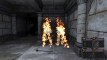 Legend of Grimrock II Tomb of Highborn - Gold Key & Tome of Air