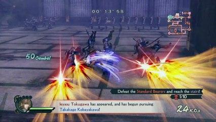 Samurai Warriors 4-II - Mode Survie - Chamber of Agility de Samurai Warriors 4-II