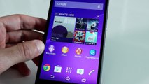Parcels Aliexpress. Sony Xperia Z2  smartphone review