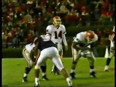 Georgia Auburn 1996 Game Winner Mike Bobo Larry Munson 4 Ove