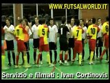 28/9/11 Coppa Italia - futsal - Metropolis FB vs Bocconi Sport Team