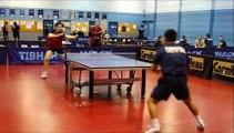 N3 Charenton-tt 1 - Croix-Rousse 1 tennis de table