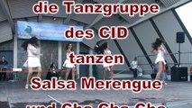 20090621 Swing Latino die Tanzgruppe des CID tanzen Salsa Merengue und Cha Cha Cha
