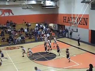 College Basketball Recruit Highlight Video