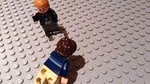 Lego Scott Pilgrim Test/Pilot: Scott v Lucas