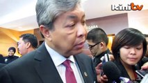 Parliament Uncut: Zahid - Men detained in Penang were only investigated, not arrested
