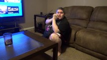 ANGRY GRANDPA DESTROYS PS4!