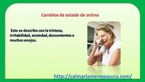 Primeros Sintomas De La Menopausia!