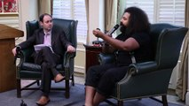 Reggie Watts On Why He Went From Being A Musician To A Comedian Musician