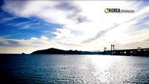 Korea Timelapse - Marine City Blue Sky Timelapse, Busan - PdkangPhotography