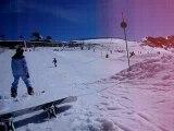 Moi en snowboard à vo (alpes)