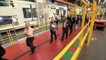 Bombardier presents first Regio 2N train