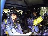 (HD)Onboard Petter Solberg Subaru Impreza WRC Finland Rally 2004 - Ouninpohja - p2