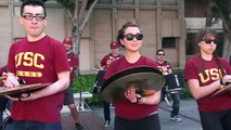 USC Trojan Marching Band · The Drumline Heads to Shanghai