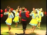 רן הירש - קדמת הבמה   מקהלה עליזה