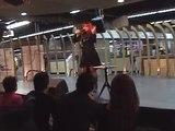 Juliana Rossi cantando Sleeping Sun (Nightwish)
