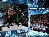 WWF Survivor Series 2001- WWF vs WCW vs ECW