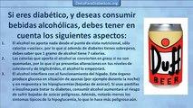 Diabetes Alcohol, Bebidas alcoholicas para diabeticos ¿Los diabeticos pueden tomar alcohol?