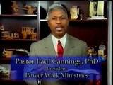 Dr Paul Cannings and Power Walk Ministries Leadership Training Part 1