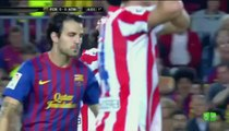 FC Barcelona - Atletico Madrid (Liga 2011-2012)