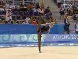 Katerina Pisetsky Olympic Games Athens 2004 Rhythmic Gymnastic Ball