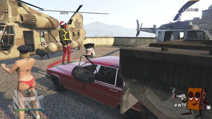 """NEW GTA 5 *EASY* WALL BREACH INTO ANY BUILDING """"BREACH METHOD"""" AFTER PATCH 1.28(GTA V GAMEPLAY)"""