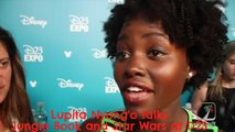 Star Wars: Episode VII The Force Awakens, Lupita Nyong'o at D23 Expo