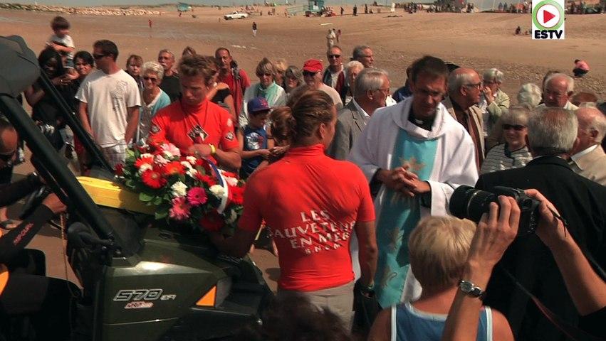 Montalivet: Bénédiction de la mer 2015 - Euskadi Surf TV