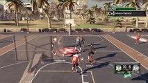 NBA 2K15 My park Ankle breaker