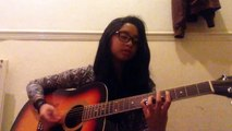 I Can Feel It by Hey Violet Guitar Cover (Casey Moretas version :)